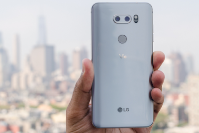 LG V30 Starts Rolling out Final Update to Andriod 8.0 Oreo
