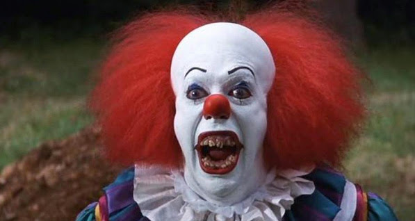 Pennywise (It / 1990) - Payasos terroríficos