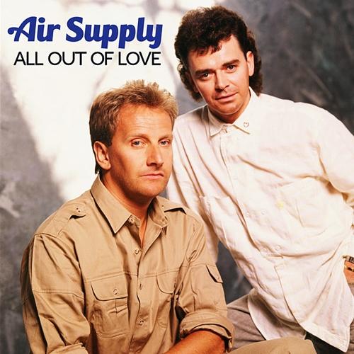 Lyrics de Air Supply