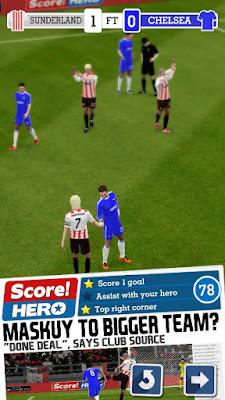 Download Game Score! Hero v1.56 Apk Mod Unlimited Money/Energy Terbaru