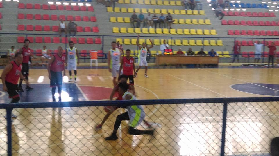 La Unión  vence a   Los Cachorros  107 -98 y toman el Dominio de la Serie final del Torneo superior de Baloncesto de Barahona