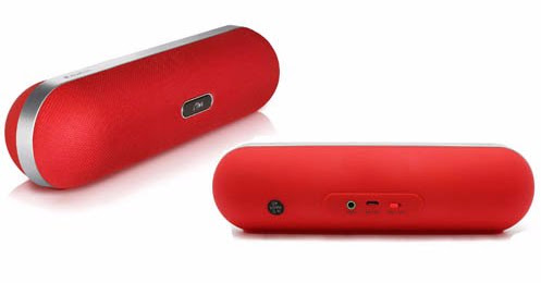 iQualTech IQT-040 Wireless Bluetooth Speaker: Stylish & Ultra Portable