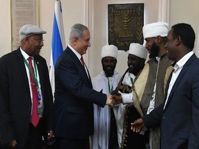 PM Netanyahu comenta decisão histórica para reconhecer o status de Kesim