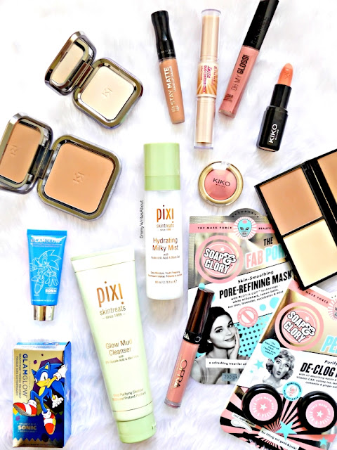Beauty Haul, Makeup Haul, KIKO Makeup, PIXI Skincare, Soap and Glory Masks