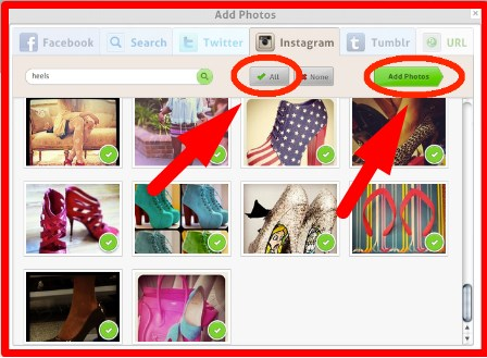 how to make a photo collage for facebook