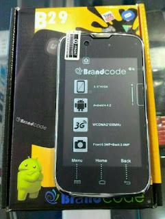 Brandcode B29