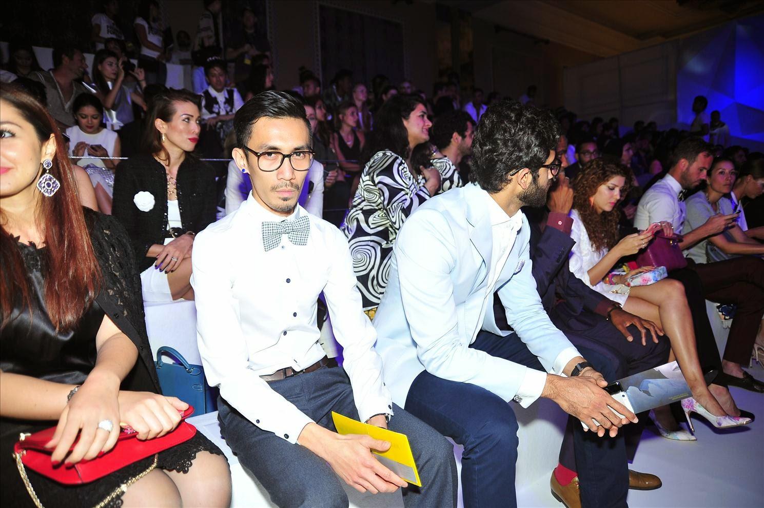 8e267046e024b8 The Guests at Fashion Forward Season 3