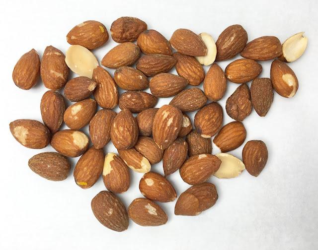 Almonds for Orange Almond Biscotti