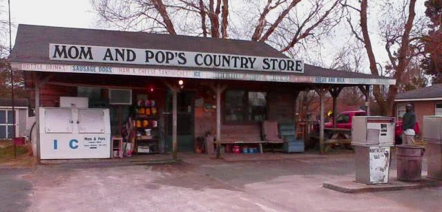 Image result for mom & pop store