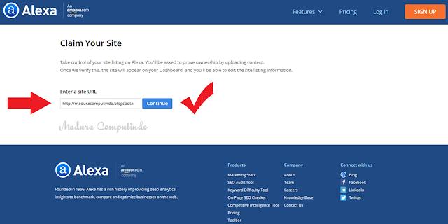Cara Tepat Daftarkan Blog dan Verifikasi di Situs Alexa 2016