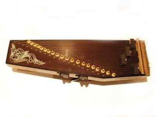 alat musik petik Kecapi