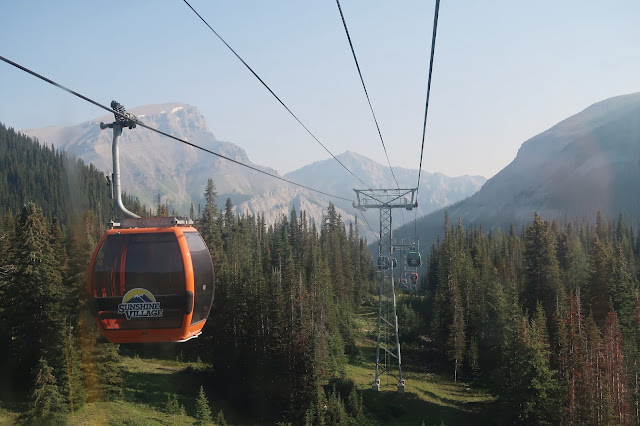 Banff Sunshine Village - Gondola