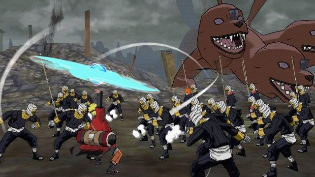 Download Naruto Ultimate Ninja Impact PC Games
