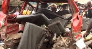 Road accident kills 3, 11 persons injured in Ogun State