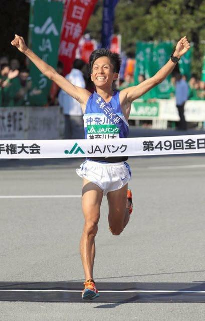 Taguchi Yukimitsu: 第49回全日本大学駅伝対校選手権大会