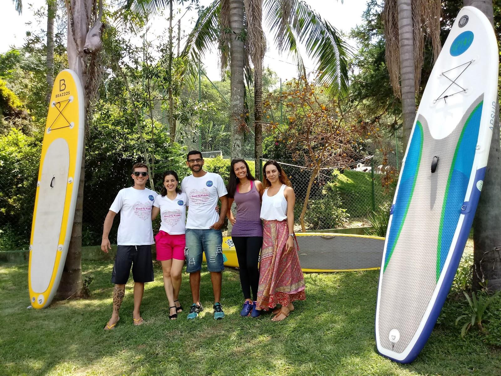 49d280e6b Foi inaugurado este mês a sede da Academia Paulista de Stand Up Paddle que  fica em um complexo de área verde com lago