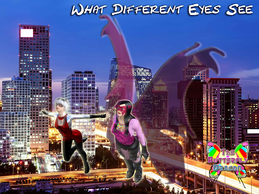 What Different Eyes See