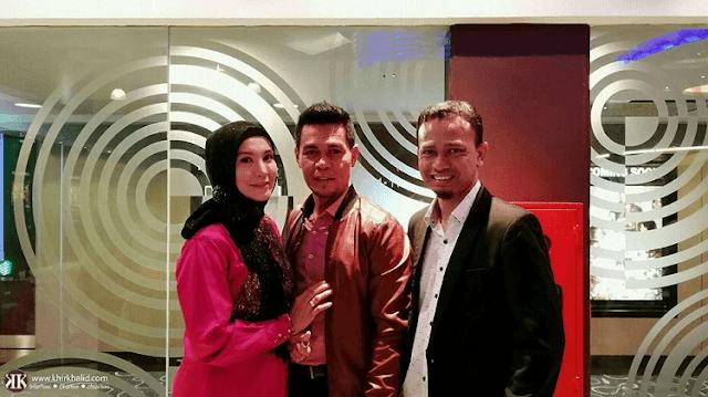 Fauzi Nawawi, Filem Adiwira Badang, Khir Khalid,