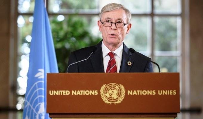 ÚLTIMA HORA | Dimite el enviado de la ONU para el Sáhara Occidental.