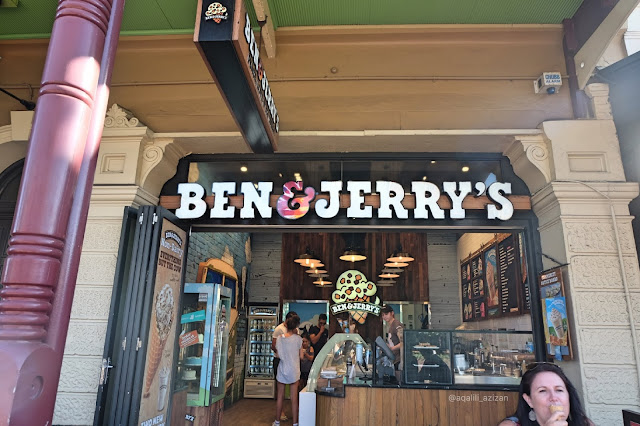ben & jerry fremantle perth curitan aqalili