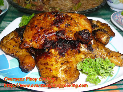 Chicken Inasal, Mama Sita's Inasal