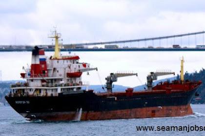 Jobs For Master, 2/O, 3/O Turkey Shipping Company