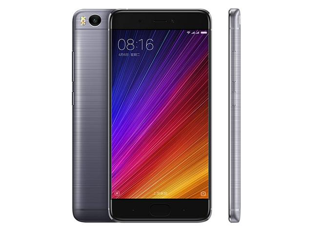 "Xiaomi Mi 5s Specifications - LAUNCH Announced 2016, September DISPLAY Type IPS LCD capacitive touchscreen, 16M colors Size 5.15 inches (~71.4% screen-to-body ratio) Resolution 1080 x 1920 pixels (~428 ppi pixel density) Multitouch Yes  - MIUI 8.0  - 3D Touch display (128 GB, 4 GB RAM model) BODY Dimensions 145.6 x 70.3 x 8.3 mm (5.73 x 2.77 x 0.33 in) Weight 145 g (5.11 oz) SIM Dual SIM (Nano-SIM, dual stand-by) PLATFORM OS Android OS, v6.0 (Marshmallow) CPU Quad-core (2x2.15 GHz Kryo & 2x1.6 GHz Kryo) Chipset Qualcomm MSM8996 Snapdragon 821 GPU Adreno 530 MEMORY Card slot No Internal 64 GB, 3 GB RAM or 128 GB, 4 GB RAM CAMERA Primary 12 MP, f/2.0, phase detection autofocus, dual-LED (dual tone) flash Secondary 4 MP, f/2.0, 1/3"" sensor size, 2µm pixel size, 1080p Features 1/2.3"" sensor size, 1.55µm pixel size, geo-tagging, touch focus, face/smile detection, panorama, auto-HDR Video 2160p@30fps, 1080p@120fps NETWORK Technology GSM / CDMA / HSPA / EVDO / LTE 2G bands GSM 850 / 900 / 1800 / 1900 - SIM 1 & SIM 2  CDMA 800 3G bands HSDPA 850 / 900 / 1900 / 2100  CDMA2000 1xEV-DO 4G bands LTE band 1(2100), 3(1800), 5(850), 7(2600), 8(900), 38(2600), 39(1900), 40(2300), 41(2500) Speed HSPA, LTE GPRS Yes EDGE Yes COMMS WLAN Wi-Fi 802.11 a/b/g/n/ac, dual-band, Wi-Fi Direct, DLNA, hotspot NFC Yes GPS Yes, with A-GPS, GLONASS, BDS USB Type-C 1.0 reversible connector Radio No Bluetooth v4.2, A2DP, LE FEATURES Sensors Fingerprint (front-mounted), accelerometer, gyro, proximity, compass, barometer Messaging SMS(threaded view), MMS, Email, Push Mail, IM Browser HTML5 Java No SOUND Alert types Vibration; MP3, WAV ringtones Loudspeaker Yes 3.5mm jack Yes  - Active noise cancellation with dedicated mic BATTERY  Non-removable 3200 mAh battery Stand-by  Talk time  Music play  MISC Colors Silver, Gray, Gold, Rose Gold  - Fast battery charging: 83% in 30 min (Quick Charge 3.0) - MP4/DivX/XviD/WMV/H.265 player - MP3/WAV/eAAC+/FLAC player - Photo/video editor - Document viewer"