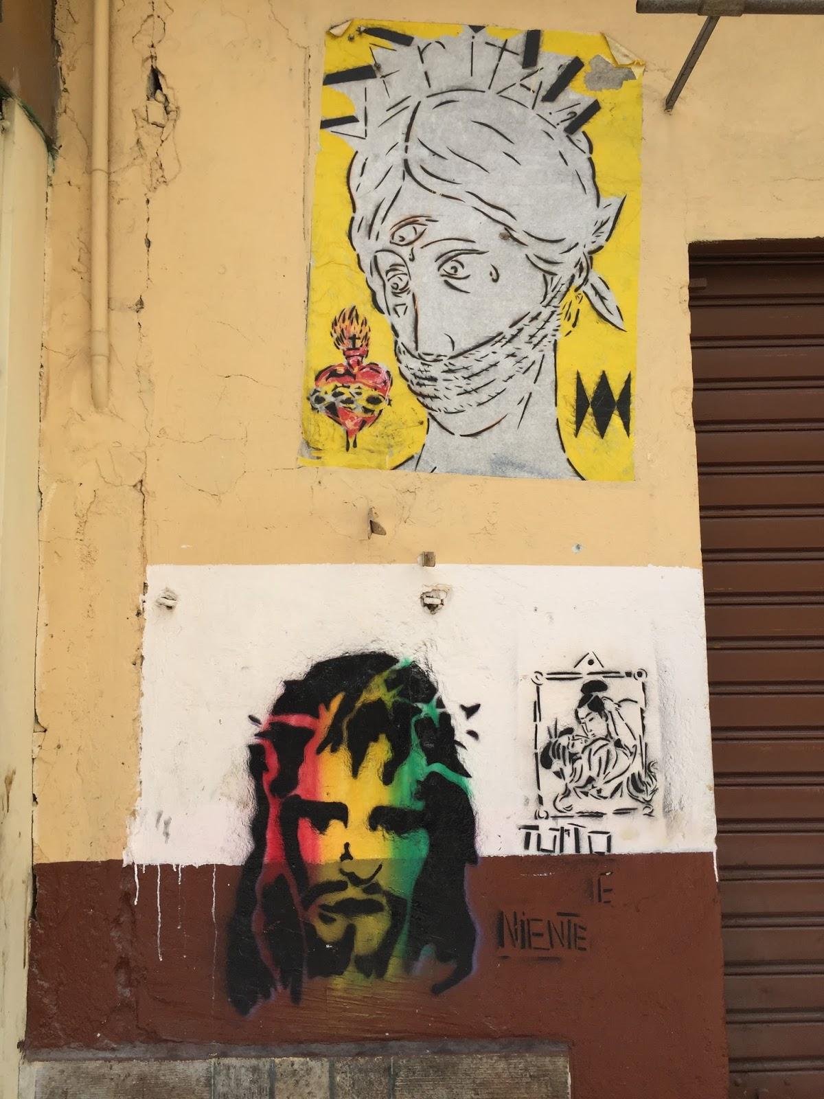 TravelMarx: Street Art from a Recent Trip to Sicily