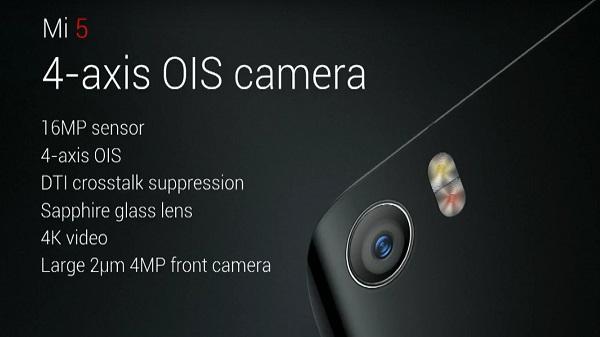 Camera-Mi5