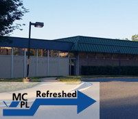 White Oak branch with MCPL Refreshed logo