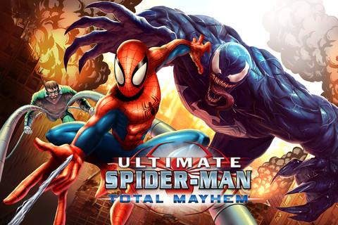 تحميل لعبة ultimate spider man