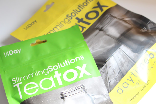 slimming solutions teatox
