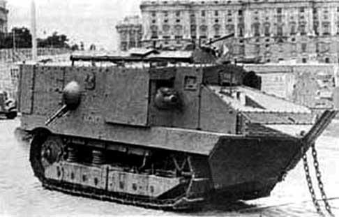Vinnie's World: WW1 German Panzers Part 7