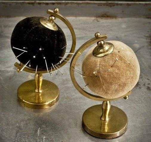 globusowe igielniki