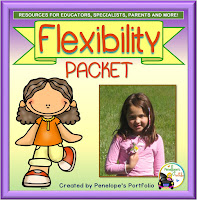 Flexibility Character Education - Social Skills Teaching Packet