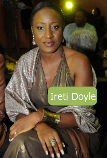 ireti doyle robbed lagos traffic