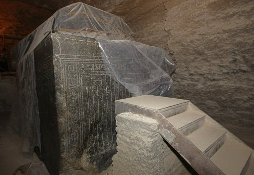Egypt reopens historic Serapeum of Saqqara