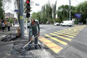 150 nuevas rampas se construirán en Ereván