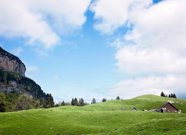 5. Switzerland Mountain Land