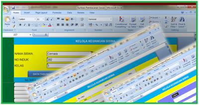 Donwload Aplikasi Tabungan Siswa Terbaru 2018 Berbasis Excel