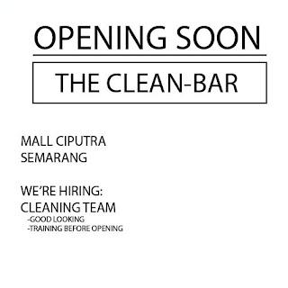 The Clean Bar - Semarang adalah suatu usaha di bidang jasa laundry sepatu  dan tas yang berasal dari kota Solo (cab. utama). Perluasan ke area Kota  Semarang ... 151f7eb445