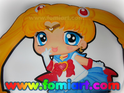 Sailor Moon Arte
