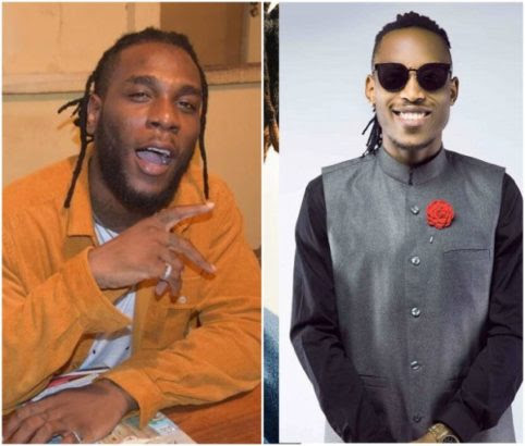 Burna Boy finally arrested and detained for reportedly assaulting Mr 2Kay