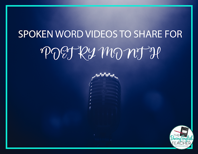 Incorporating Spoken Word Poetry in the Classroom