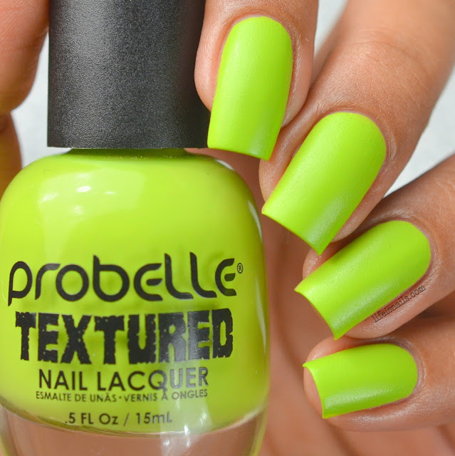 Probelle Beauty Textured Green