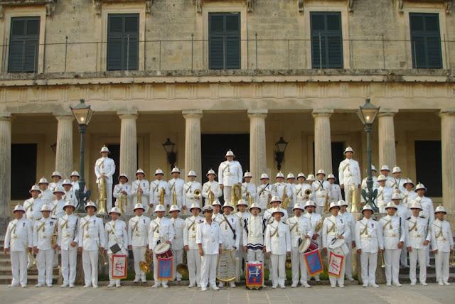 H Λάρισα τιμά τον πολιούχο της Αγιο Αχιλλιο με την μπάντα του Πολεμικού Ναυτικού
