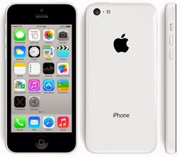 Apple iPhone 5c Putih