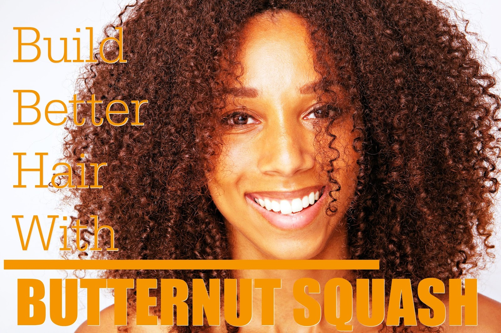 Build Better Hair With Butternut Squash
