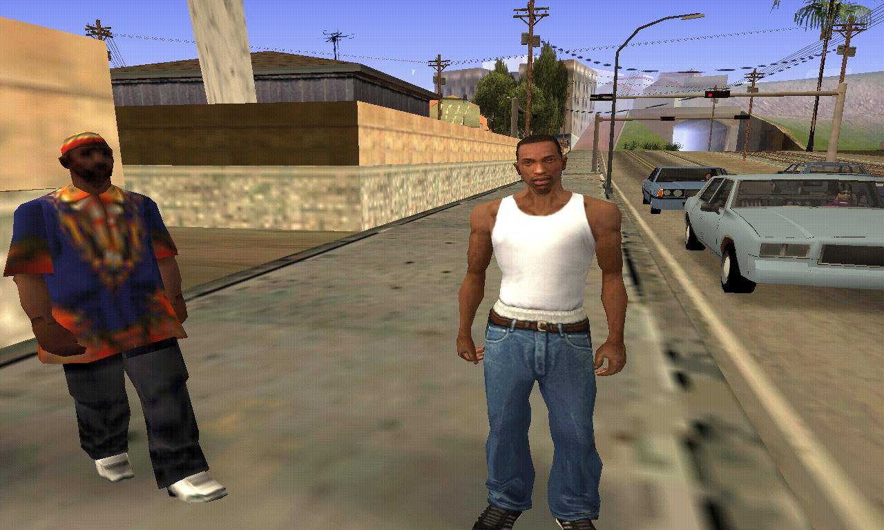 BlackOne: Grand Theft Auto: San Andreas FPS Tweaks & Lag Fix