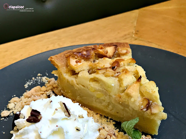 Apple Tart from Toby's Estate Philippines